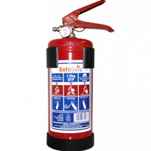 DCP 1.5kg Fire Extinguishers (Blue Crane)