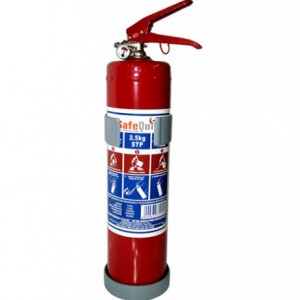 DCP 2.5kg Fire Extinguisher (Firemate)