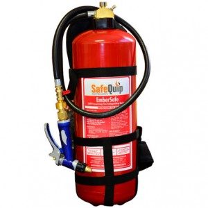 Embersafe Fire Extinguisher