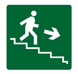 evacuation-down-stairs-right